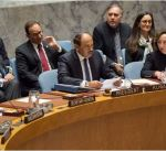 الشيخ صباح الخالد يتراس جلسة مجلس الامن رفيعة المستوى حول اهداف ومبادئ الامم المتحدة
