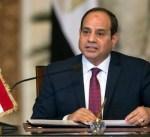 الرئيس المصري يشيد بمساهمة الكويت في مشاريع تنمية سيناء