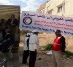 الكويت تبدأ تقديم المساعدات بالغوطة الشرقية بعد يوم من قرار مجلس الأمن بشأن سوريا