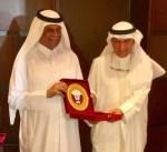 اشادة قطرية ببطولة قدامى الخليج الاولى لكرة القدم
