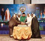 سفارات دولة الكويت لدى سلوفاكيا وماليزيا وبروناي تحتفل بالاعياد الوطنية