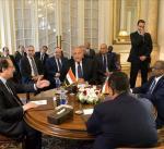 """القاهرة تطالب بتحرك عاجل للتوصل لحلول تحسم """"خلافات"""" سد النهضة"""