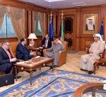 """وزير الداخلية: ندعم خطوات مصر الحاسمة في مجال مكافحة """"الإرهاب"""""""