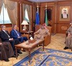 وزير الداخلية: حكمة سمو الأمير تمنح ثقلا كبيرا لمؤتمر اعادة إعمار العراق