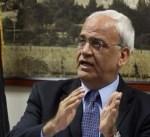 عريقات: السلطة الفلسطينية ستختفي قريباً
