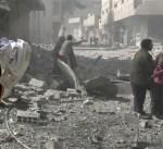 """المعارضة السورية: هدنة روسيا في الغوطة """"تهجير قسري"""" للتغيير الديمغرافي"""