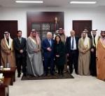 الوزير الروضان يؤكد استمرار دعم الكويت للشعب الفلسطيني وقضيته