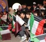 مسؤول قطري: نعتز بشعب الكويت وسعيدون بمشاركتهم أفراحهم بالأعياد الوطنية