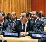 الكويت تقود جهودا مكثفة في مجلس الأمن لإبراز القضايا العربية