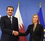 الاتحاد الأوروبي يجدد التأكيد على دعم الوساطة الكويتية لحل الأزمة الخليجية