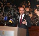 """الرئيس الغانم: نثق بالأشقاء الخليجيين وبحكمة وحنكة سمو الأمير وقيادته لـ""""الوساطة الخليجية"""""""