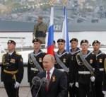 """بوتين: باستعادة القرم تحققت """"العدالة التاريخية"""""""