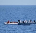 تونس: إنقاذ 120 مهاجراً قرب سواحل جزيرة وسط البلاد