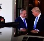 """نتانياهو يلتقي ترامب.. """"صديقه الحقيقي"""" في واشنطن"""