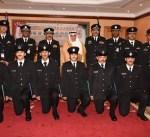 """""""الداخلية"""": 12 ضابطا خريجا يؤدون القسم أمام الوزير الجراح"""