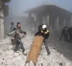 مقتل 30 مدنياً بقصف على الغوطة
