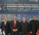 انطلاق المؤتمر الدولي للعلوم الاجتماعية شرقي القدس