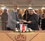 """السفارة الكويتية في مصر تهدي مستشفى """"أبو الريش"""" جهازا طبيا للأطفال الخدج"""