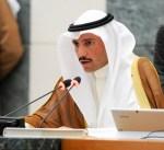 رئيس مجلس الأمة يؤبن الفقيد سيد يوسف الرفاعي