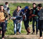 استشهاد 3 فلسطينيين بعد إطلاق جيش الاحتلال النارعليهم قرب الحدود
