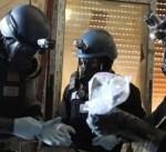 """سوريا: مفتشو """"حظر الأسلحة الكيماوية"""" يتوجهون إلى دوما اليوم الأحد"""