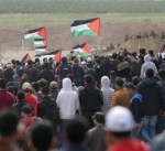 استشهاد فلسطيني متأثراً بإصابته في مظاهرات غزة