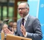 وزير ألماني يدعو لموقف أوروبي موحد لتهدئة التصعيد مع روسيا