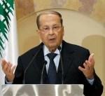 الرئيس اللبناني: التهديدات الإسرائيلية عمل حربي لا يمكن قبوله