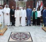 السفير الصباغ : الاعلام الكويتي يؤدي دورا مهما في تعزيز التعاون مع العراق
