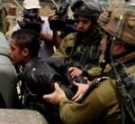 الاحتلال يعتقل 13 فلسطينياً في الضفة
