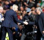 مورينيو يتفوق على فينغر في آخر مواجهة بينهما في الدوري الانجليزي