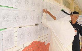 إغلاق مراكز الانتخابات للمجلس البلدي تمهيدا لفرز الأصوات
