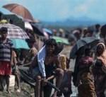 بورما تأمر الروهينجا بمغادرة منطقة حدودية غير مأهولة