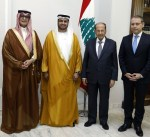 الرئيس اللبناني يؤكد الحرص على إقامة أفضل العلاقات مع الدول العربية