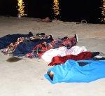 غرق 7 مهاجرين بمياه بحر إيجة غربي تركيا