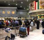 """""""الطيران المدني"""": 6 % زيادة حركة الركاب بالمطار مايو الماضي"""