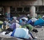 فرنسا: الشرطة تخلي مخيمين للمهاجرين في باريس