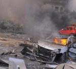 المرصد: قتيل في انفجار على طريق قاعدة للتحالف بقيادة أمريكا