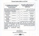 """""""الطيران المدني"""" يعمم التسميات المعتمدة لمباني مطار الكويت"""