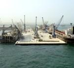 """""""الموانئ الكويتية"""": استئناف حركة الموانئ البحرية بعد تحسن حالة الطقس في البلاد"""