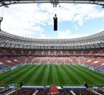 ملعب لوجنيكي جاهز لافتتاحية كأس العالم بين روسيا والسعودية