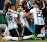 الأرجنتين تنتزع فوز قاتل من نيجيريا وتتأهل لثمن نهائي المونديال