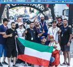 """اللبناني فغالي يفوز للمرة الـ14 والكويتي الظفيري يتصدر المجموعة """"N"""" في رالي لبنان"""