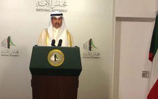 الغانم: ما يعنينا تجاه الأحداث التي تجري في العراق هو استقرار الكويت وأمنها
