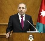 وزير الخارجية الأردني: ملتزمون بإيصال المساعدات للنازحين في الداخل السوري