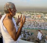 أكثر من مليوني حاج يقفون على صعيد عرفات