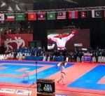 أحمد المسفر يحقق فضية الكاراتيه في دورة الألعاب الآسيوية
