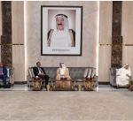 نائب رئيس مجلس النواب اليمني يصل إلى البلاد في زيارة رسمية