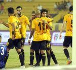 """القادسية يفوز على التضامن بافتتاح الجولة الرابعة من """"دوري فيفا"""" لكرة القدم"""