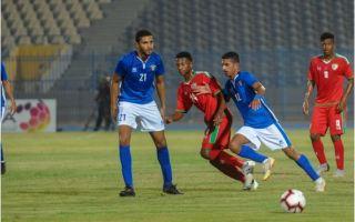 منتخب عمان الأولمبي لكرة القدم يفوز على نظيره الكويتي في مباراة ودية